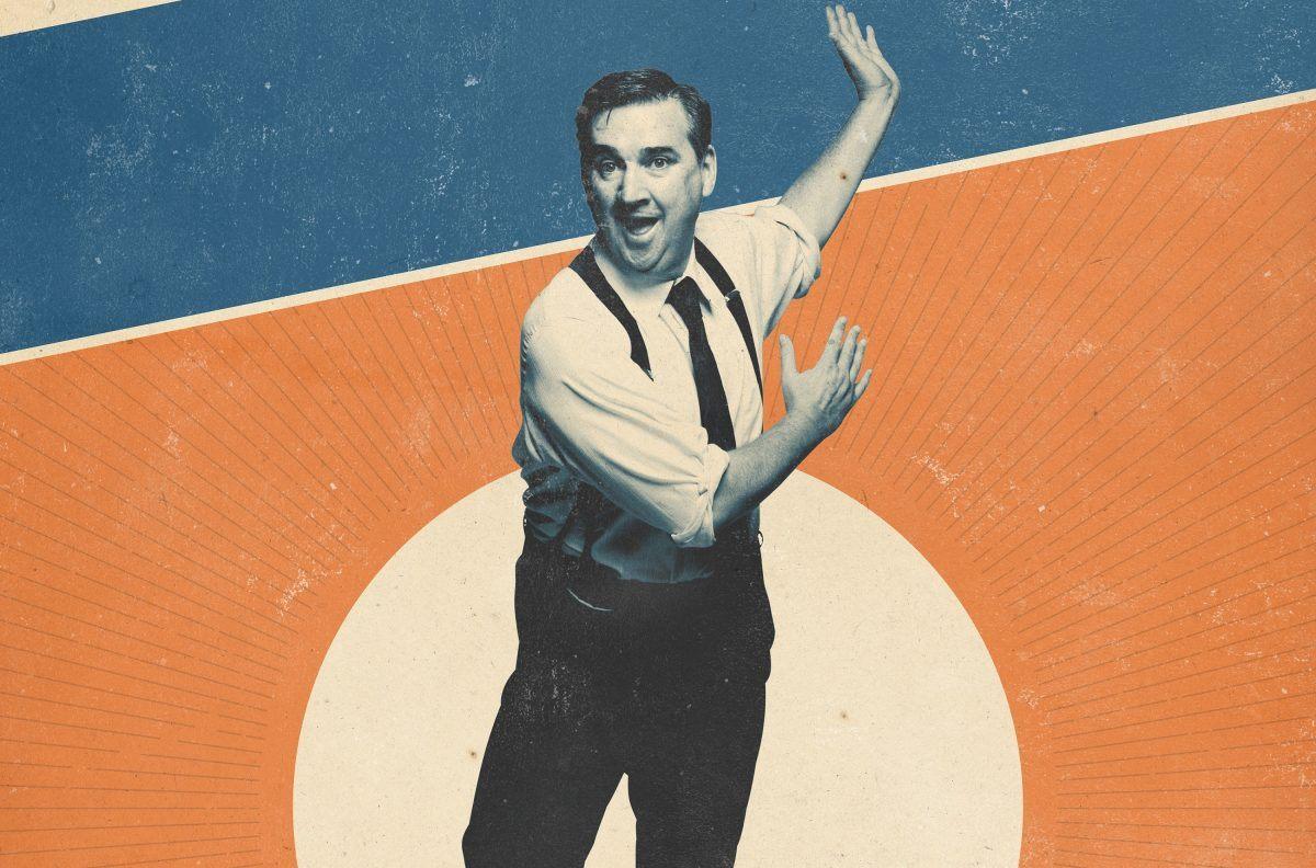 Damian Callinan: Swing Man - Bondi Feast